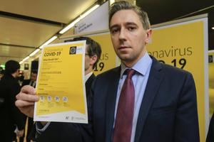 OMERTA: In the middle of a national health crisis, Health Minister Simon Harris is denying us reliable and regular information. So what's new?