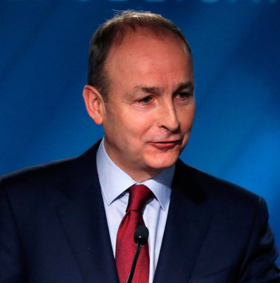 Micheál Martin has played a patient game