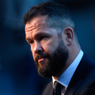 'When Farrell was appointed it must have seemed a dream job. Yet he's going to be under more pressure than initially envisaged' Photo: Sportsfile