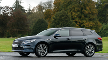 ROOMY AND GUTSY: The Kia Optima SW's specifications, practicality, comfort and seven-year warranty, make it a great choice for a family trip, rather than an SUV