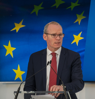 Simon Coveney. Picture: Doug O'Connor