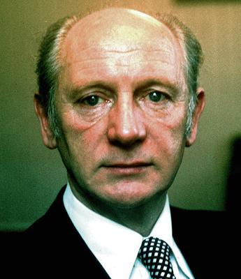 MISFORTUNE: Jack Lynch faced difficult decisions as Taoiseach during the Arms Crisis