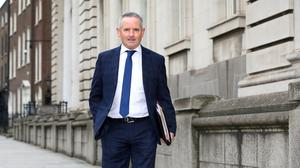 Back in August, HSE chief executive Paul Reid predicted it would be a winter like no other. Photo: Frank McGrath