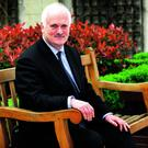 John Bruton, Former Taoiseach and President IFSC