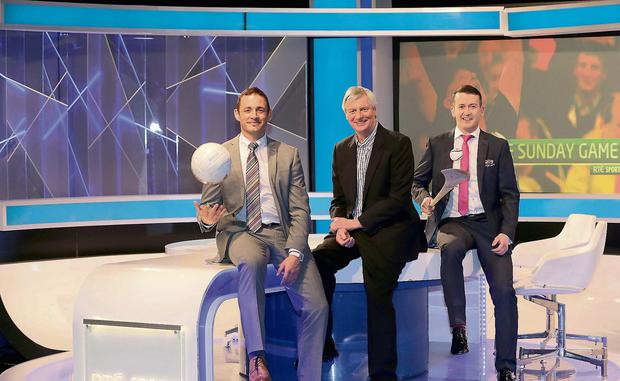 The Sunday Game returns tomorrow night for a long summer of hurling and football.