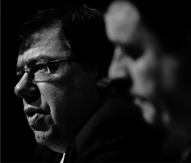 IN THE DARK: Authors of a new book — 'The Fall of the Celtic Tiger' — argue that Brian Cowen and Brian Lenihan would have agreed to the bank guarantee even if they had known of the consequences