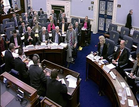 TOTAL CONTROL: Without the checks-and-balances function of the Seanad, the Irish parliament will become a rubberstamp one