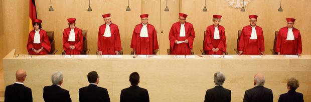The German Constitutional Court