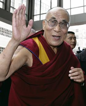 The Dalai Lama has said that his successor could be a woman