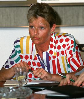 Veronica Guerin: the journalist was murdered in a contract killing