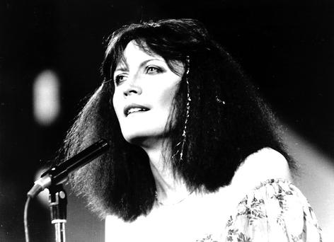 Sandie Shaw found it 'difficult to cope' in the sexually liberal decade