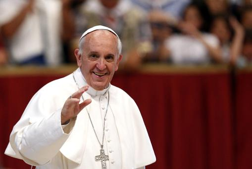 Pope Francis's call on non-believers