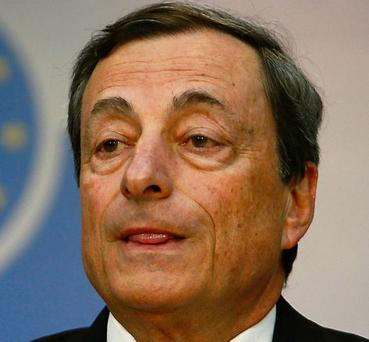 HELP: ECB boss Mario Draghi says rates to stay low