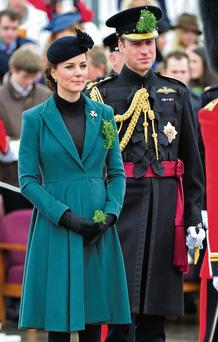 Kate and William are going to take a more 'traditional' approach to child-rearing