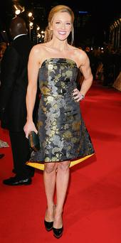 TV presenter Gabby Logan is well aware lookism can decide who gets hired