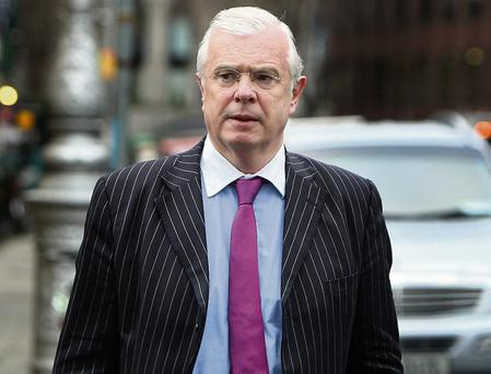 Peter Mathews's ham-fisted comments caused shock among women