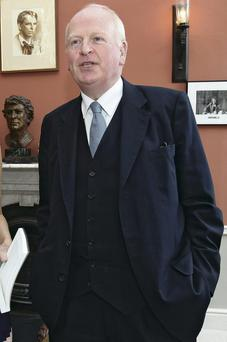 Former Justice Minister Michael McDowell