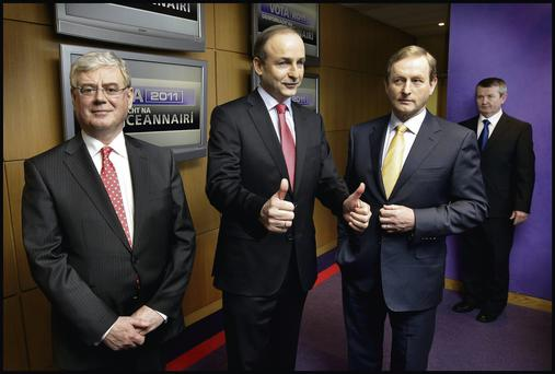 'This catharsis could result in inter-generational leadership change for Kenny and/or Martin to assuage ancient internal hard-liners'