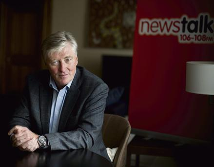 Last year, Pat Kenny defected from RTE to take up a slot with Newstalk radio