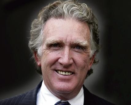 REFORM: Noel Smyth believes a pursuer of debt owes a duty of care to the customer or taxpayer