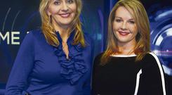 Miriam O'Callaghan and Claire Byrne are two great presenters