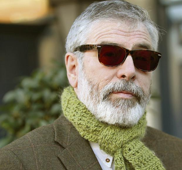 Gerry Adams faces legitimate questions about his handling of the matter.
