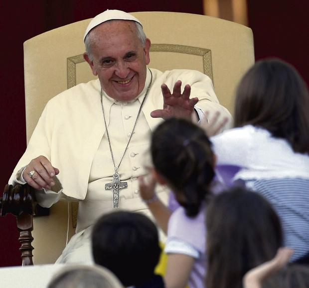 RENEWAL: 'Pope Francis seems to be opening up the Church to new directions'