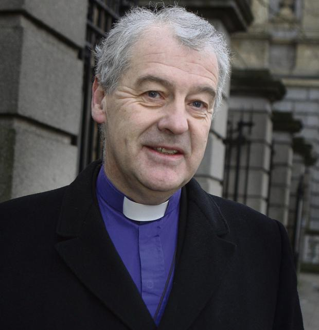 'CULTURAL APARTHEID': Dr Michael Jackson, the Church of Ireland Archbishop of Dublin, says there is still a disdainful attitude towards 'polyester Protestants' within Anglicanism