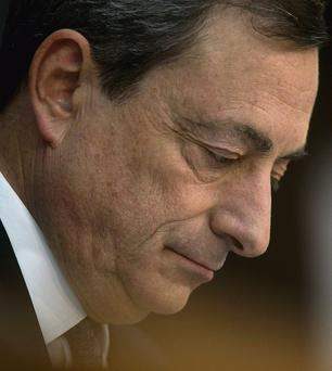 In a surprise move last week, ECB president Mario Draghi cut interest rates
