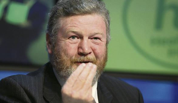 James Reilly has presided over significant charge increases
