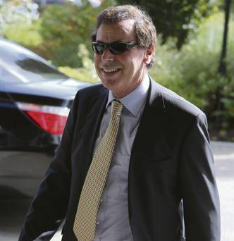 LONG TIME COMING: Justice Minister Alan Shatter told the Dail in October that he was 'pleased to report that steady progress is being made towards the enactment of the bill'
