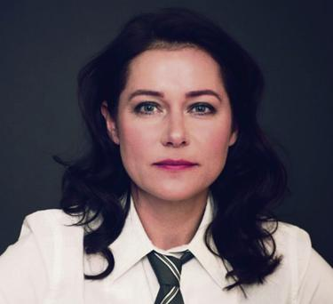 DISENCHANTED: The fictional Birgitte Nyborg (Sidse Babett Knudsen) of the Danish TV series 'Borgen', decided to form her own party of 'like-minded, homeless politicians'