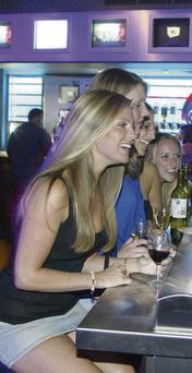 Evidence shows that the principle influencers on youth drinking are parents and peers.