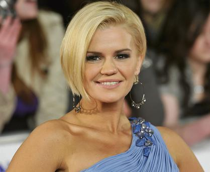 SMILING AGAIN: Former Atomic Kitten singer and 'Celebrity Big Brother' contestant Kerry Katona was recently declared bankrupt for the second time. In the UK last year, there were more than 50,000 bankruptcies. In Ireland there were 40