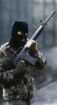 GRUESOME: The report into the IRA murder of two RUC men has confirmed an Irish sickness