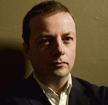 Taking the proverbial: RTE is lucky to have writer Oliver Callan