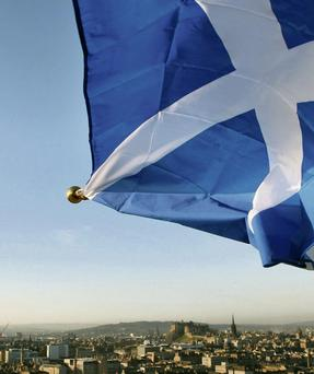 Scots are becoming more sceptical about the idea of Scotland becoming independent