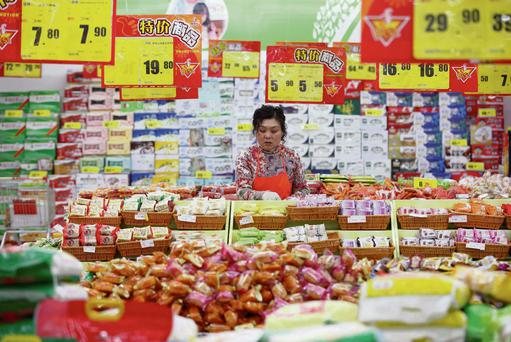 THE FAR EAST: The Chinese market is huge, but in reality it has very little relevance for the vast majority of our domestic economy. Photo: Reuters