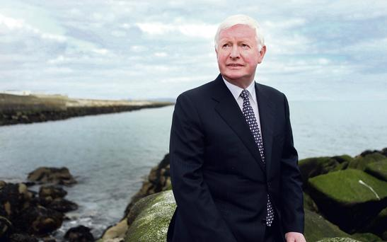 Frank Flannery, former CEO of the Rehab group