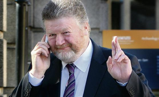 Health Minister James Reilly is coming under increasing pressure