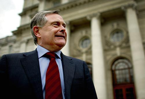 Public Expenditure and Reform Minister Brendan Howlin said yesterday the Government wasn't ready for a giveaway budget