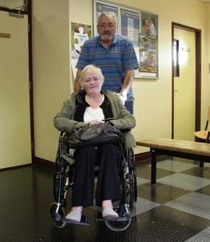 John and Angela Young, who faced the prospect of jail for not paying their TV licence