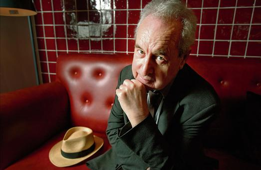 DECISION: John Banville resigned his membership of Aosdana when he achieved fame and financial security so as to allow another artist to be appointed in his place. Photo: Tony Gavin