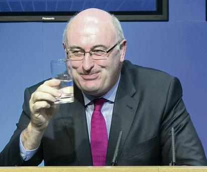 Minister for the Environment Phil Hogan is the favourite candidate for the Commissioner role