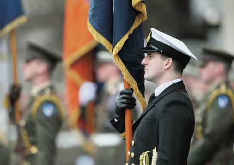 Privates and Corporals in the Irish Defence Forces must retire after 21 years of service
