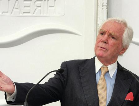 Mr O'Reilly had offered to sell his 750-acre Castlemartin Estate to pay off AIB's debts