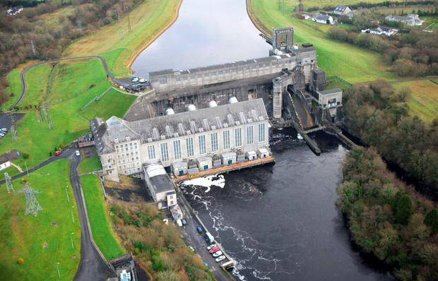 Two of the greatest achievements of the Ireland that emerged after 1916 were in energy - ie, building the Ardnacrusha hydroelectric power station (which produced 80pc of Ireland's electricity in the 1930s) and rural electrification