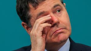 GRITTY PROBLEM: Finance Minister Paschal Donohoe will have to keep a firm focus on preserving national economic sovereignty