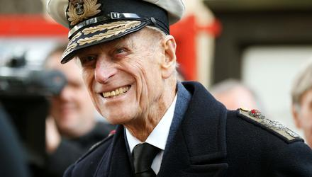 Britain's Prince Philip in 2012. Picture: Reuters