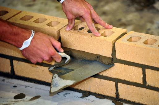 Construction tender prices on the rise